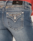 Women's Detailed Feeling Bootcut Jeans