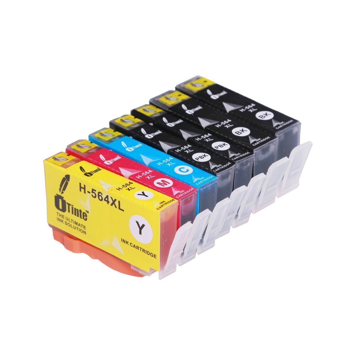 Itinte Compatible Hp 564xl Ink Cartridges 7 Pack Shoppers Smart Llc
