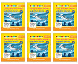 Phonics Readers Set 4 (6 x set of 5 books)