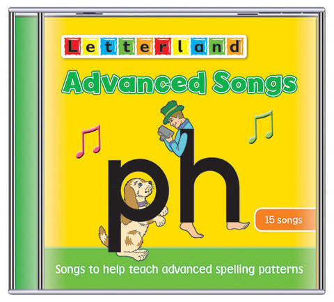 Advanced Songs (CD)