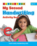 My Second Handwriting Activity Book