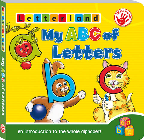 My ABC of Letters