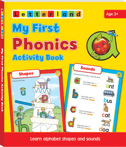 My First Phonics Activity Book