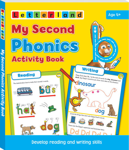 My Second Phonics Activity Book