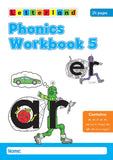 Phonics Workbook 5