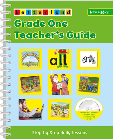 Grade One Teacher's Guide
