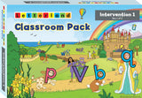 Letterland Intervention Pack 1