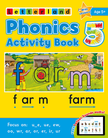 Phonics Activity Book 5