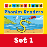 Phonics Readers Set 1 App