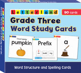 Grade Three Word Study Cards