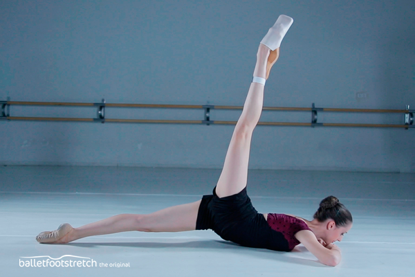 Ballet Foot Stretch - Footstretcher for dancers and gymnasts