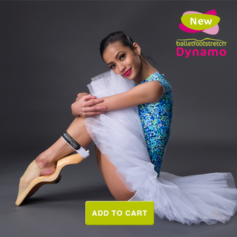 Dynamo ballet foot stretcher