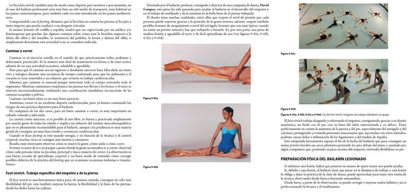 MEdical opinion Ballet Foot Stretch