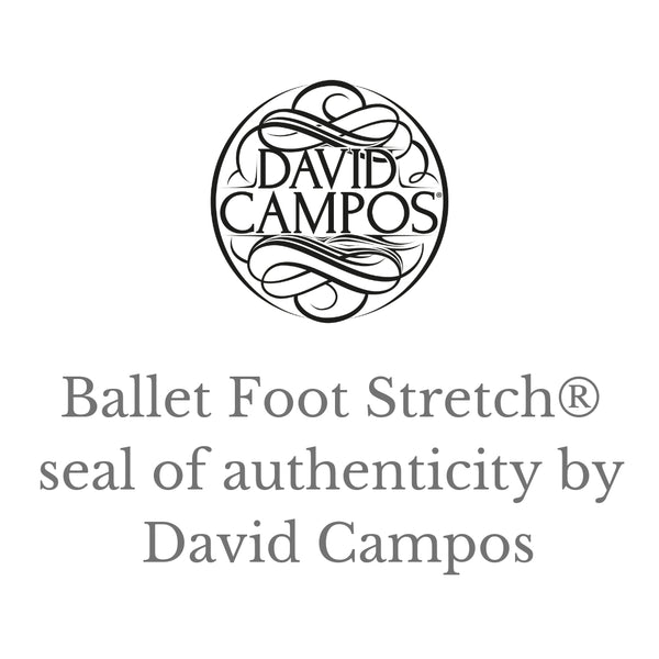 Dynamo Ballet Foot Stretcher & you get FREE Ballet Silk Scarf