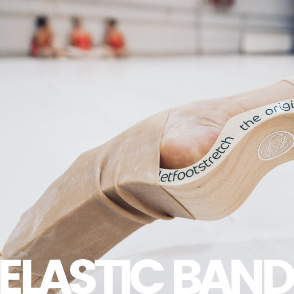Elastic Band Replacement Ballet Foot Stretch ®