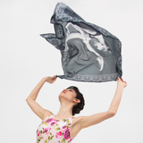 Silk Scarves for dancers
