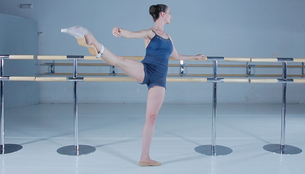 Ballet Foot Stretch Dynamo Instructions Video