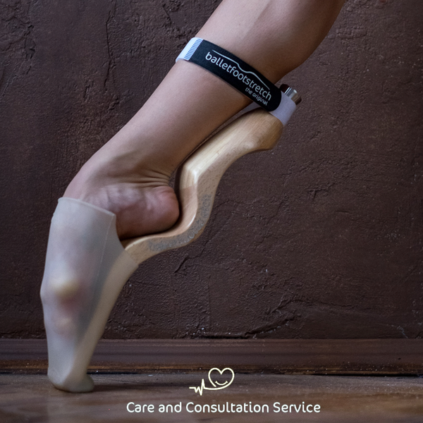 Dynamo Ballet Foot Stretcher - Handsfree application!