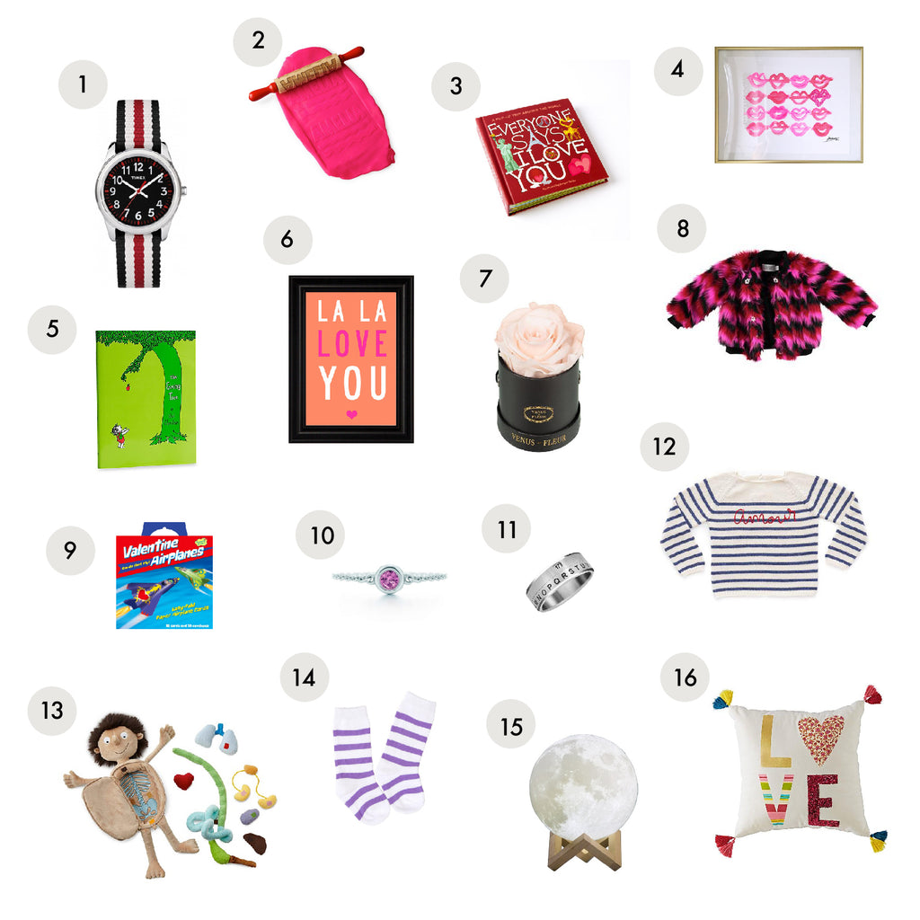 The Most Darling Valentine's Gifts For Your Littlest Darlings