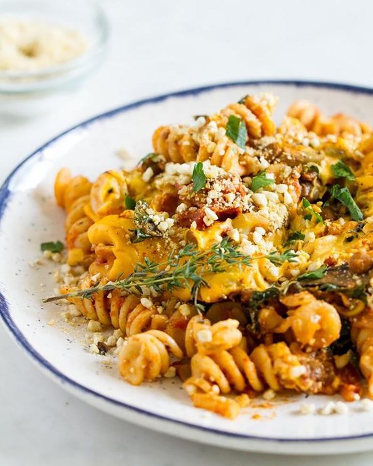 cheesy bolognese casserole recipe