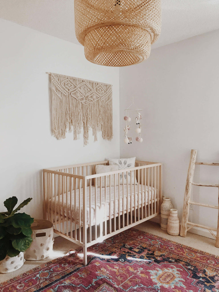 Nursery Roundup Blog Luxury Cool Stylish Trendy Modern Nursery Spaces