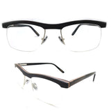 MJX6016 TAKEMOTO ebony Progressive reading eyeglasses prescripiton blue light blocking glasses eyeglasses frames