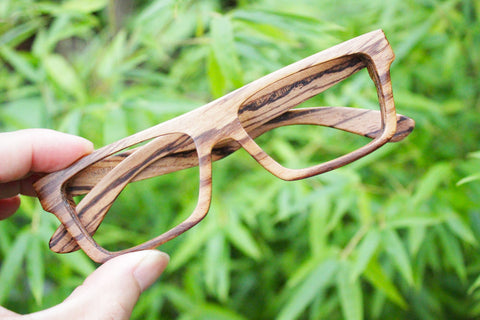 KNIGHT zebra wood