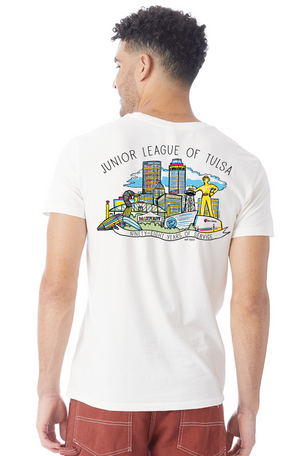 Junior League of Tulsa: PRE-ORDER Celebrate 98 Tee