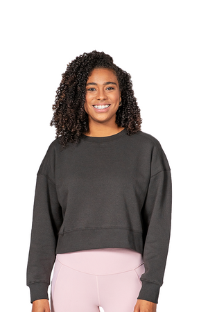 Dash for DVA: The Sidecar Short Sweatshirt