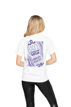 Dash for DVA: Comfort Color 5k T-Shirt