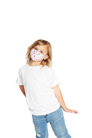 Kids' KN95 Masks with Valve (Box of 10)