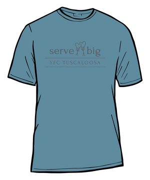 Serve Big - YFC Tuscaloosa