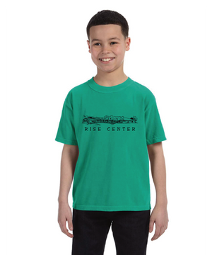 RISE Center Youth Short Sleeve Tee