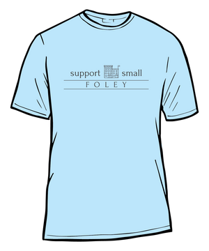 support small - foley template
