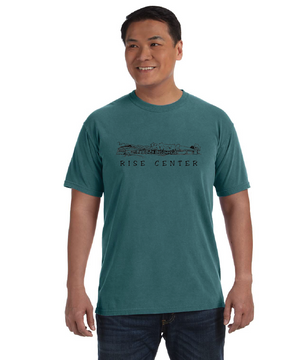 RISE Center Adult Short Sleeve Tee