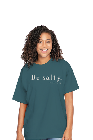 FUMCT Adult: Be Salty - Blue Spruce