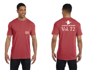 Alabama Law Review Tee