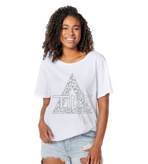 Tide: The Rendezvous Raw Edge Tee