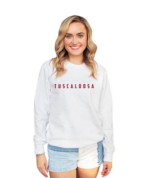 Tuscaloosa: The Eye Candy Embroidered Sweat