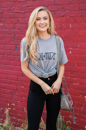 Roll Tide: The Gimlet Garment Washed Tee
