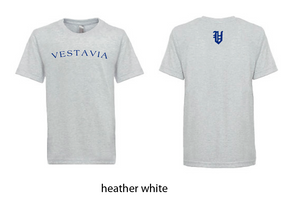 Vestavia Youth Crew Neck Tee