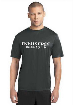 Black Innisfree Dri-Fit Tee