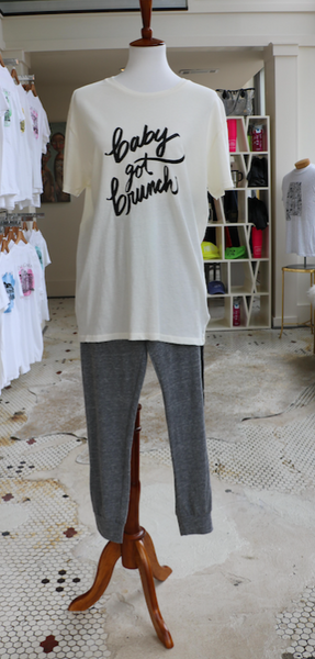 """Baby Got Brunch""Heritage Tee"