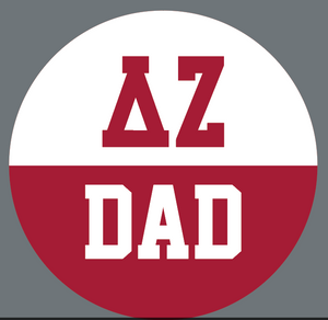 DZ Dad Button