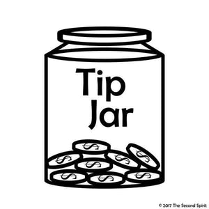 Virtual Tip Jar!