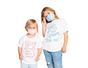 Kids Disposable Masks (Box of 10)