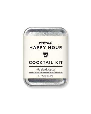 The Old Fashioned Virtual Happy Hour Cocktail Kit