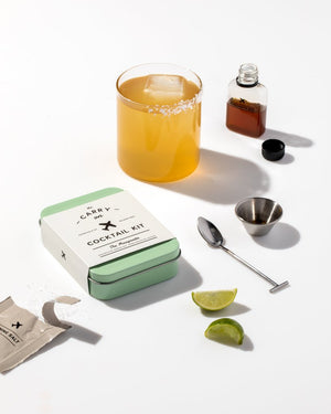 The Margarita Virtual Happy Hour Cocktail Kit