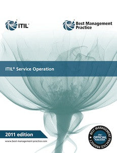 ITIL® Service Operation Publication, 2011 Edition