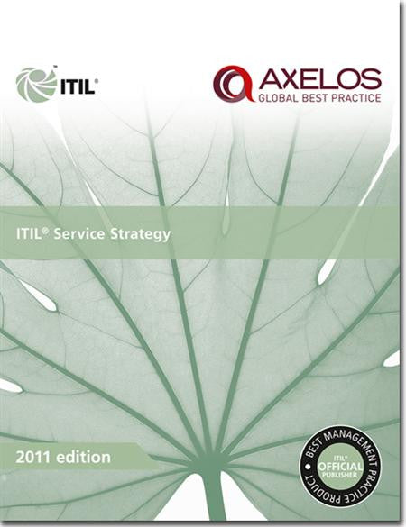 ITIL® Service Strategy Publication, 2011 Edition